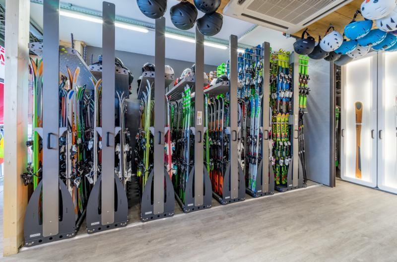 Rangement Ski Alpin Venus Et Judes