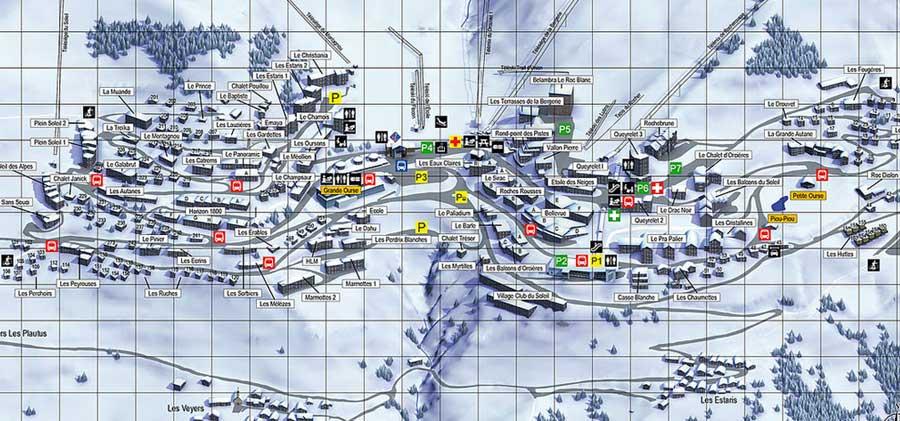 Location de ski orci res merlette 1850 ski center - Office du tourisme orcieres merlette ...